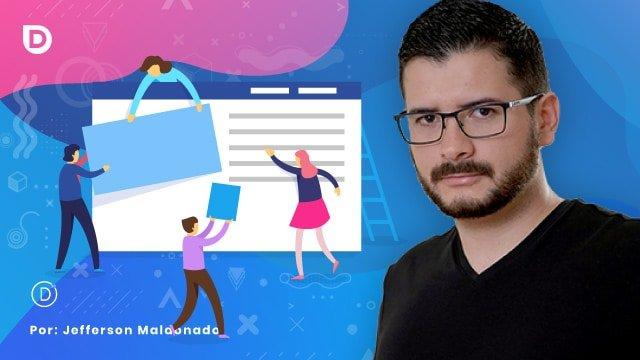 Crear un layout de post personalizado con el theme builder de Divi