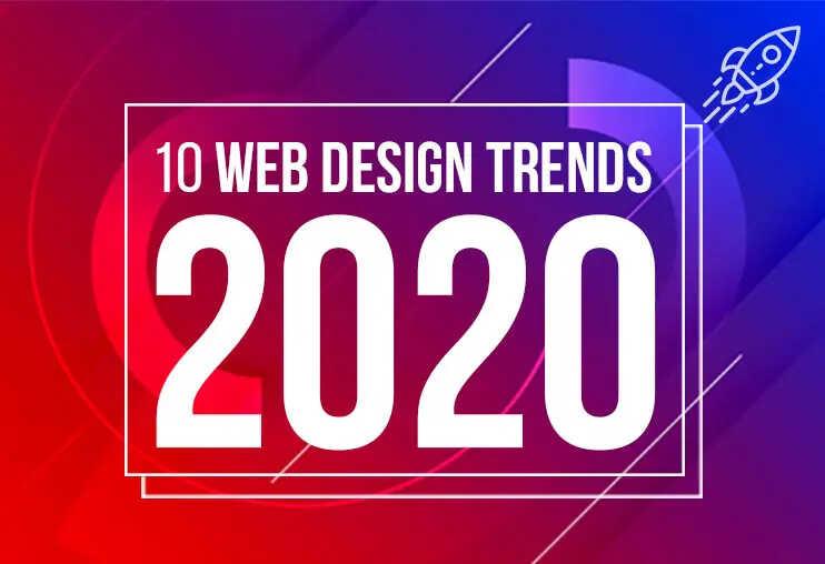 10 tendencias de diseño web para este 2020.