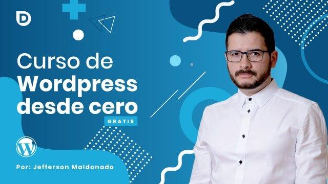 Curso de WordPress básico desde cero 2020
