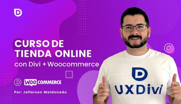 Curso de tienda online con Woocommerce y Divi
