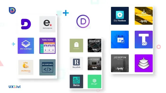 12 + 2 creadores de plugins, childthemes o layouts para este Divi 2020