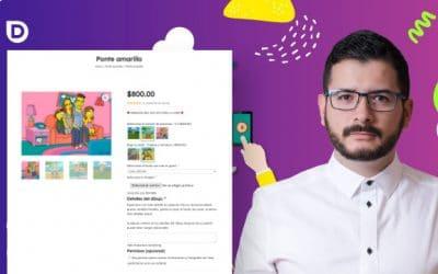 Crear un producto agrupado con Product Add-ons de Woocommerce  en Divi