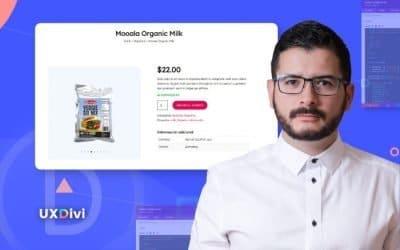 Cómo crear un slider de imágenes de producto en Woo con Divi