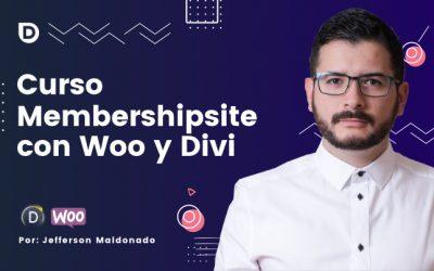 Curso de Membership site con Woocommerce y Divi