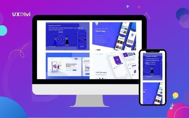 Cómo crear un portafolio personalizado en Divi