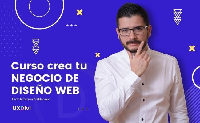 Curso crea tu negocio de Diseño Web paso a paso