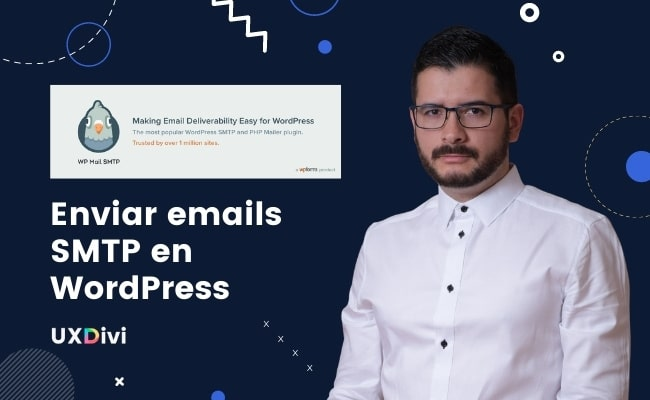 Enviar emails en WordPress con WP Mail SMT