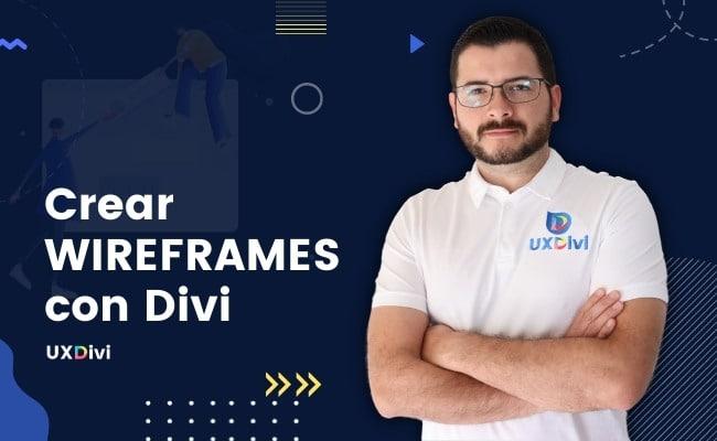 Crear Wireframes con Divi como herramienta de prototipado