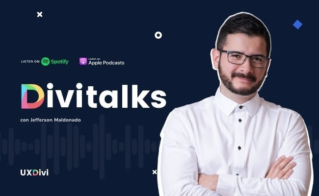 Divitalks #3. Scroll Effects en divi, meetups de WordPress y tendencias de diseño 2020.