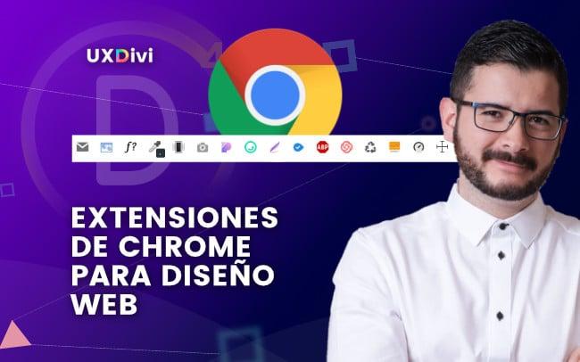 16 extensiones de Chrome que uso para hacer diseño web este 2020