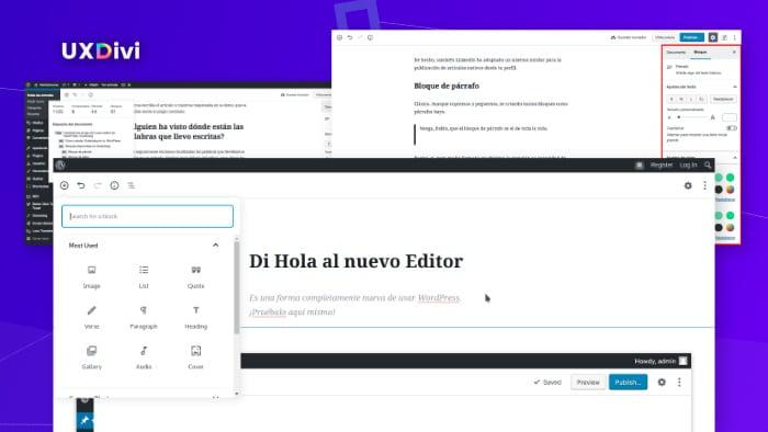 Editor de bloques de WordPress: Pros y contras