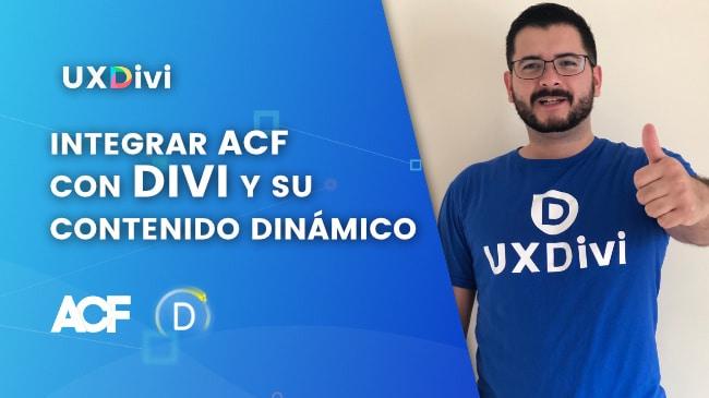 Tutorial de Advanced Custom Fields ACF con Divi y su contenido dinámico