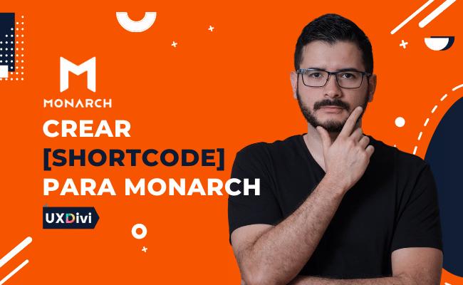 Crear un shortcode para botones de compartir en el plugin Monarch