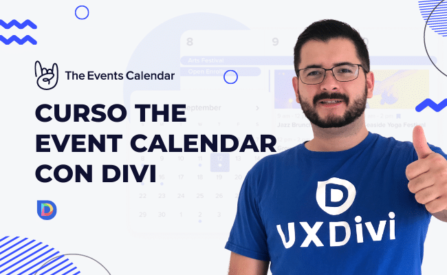 Curso venta de tickets para eventos con Divi Events Calendar