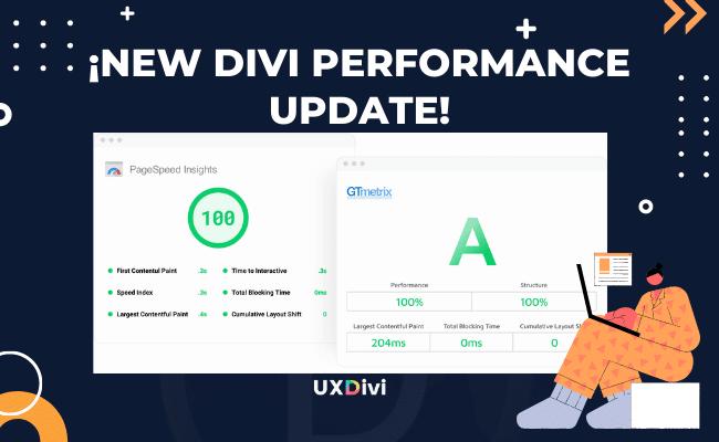 Actualización de PERFORMANCE de Divi 4.10 explicada 🔥