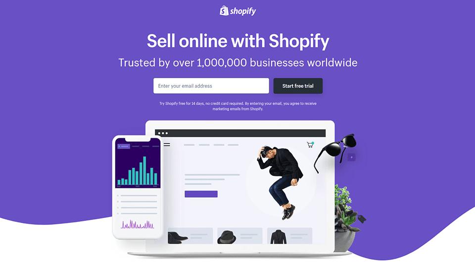 Shopify 8 principios de diseño de landing page que generan conversión