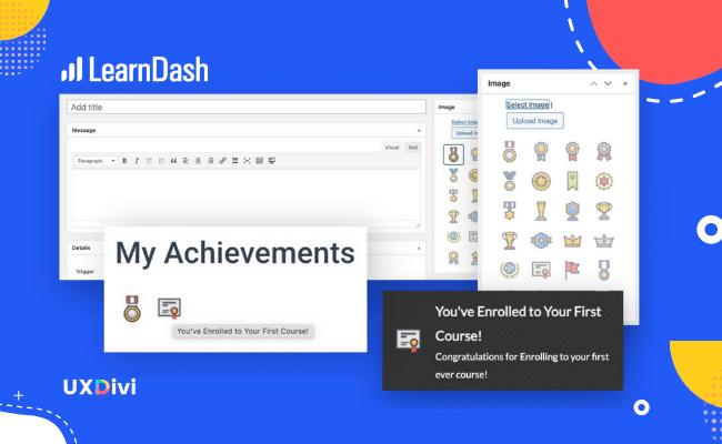 LearnDash Achievements. Nuevo Sistema de gamificación nativa de Learndash.