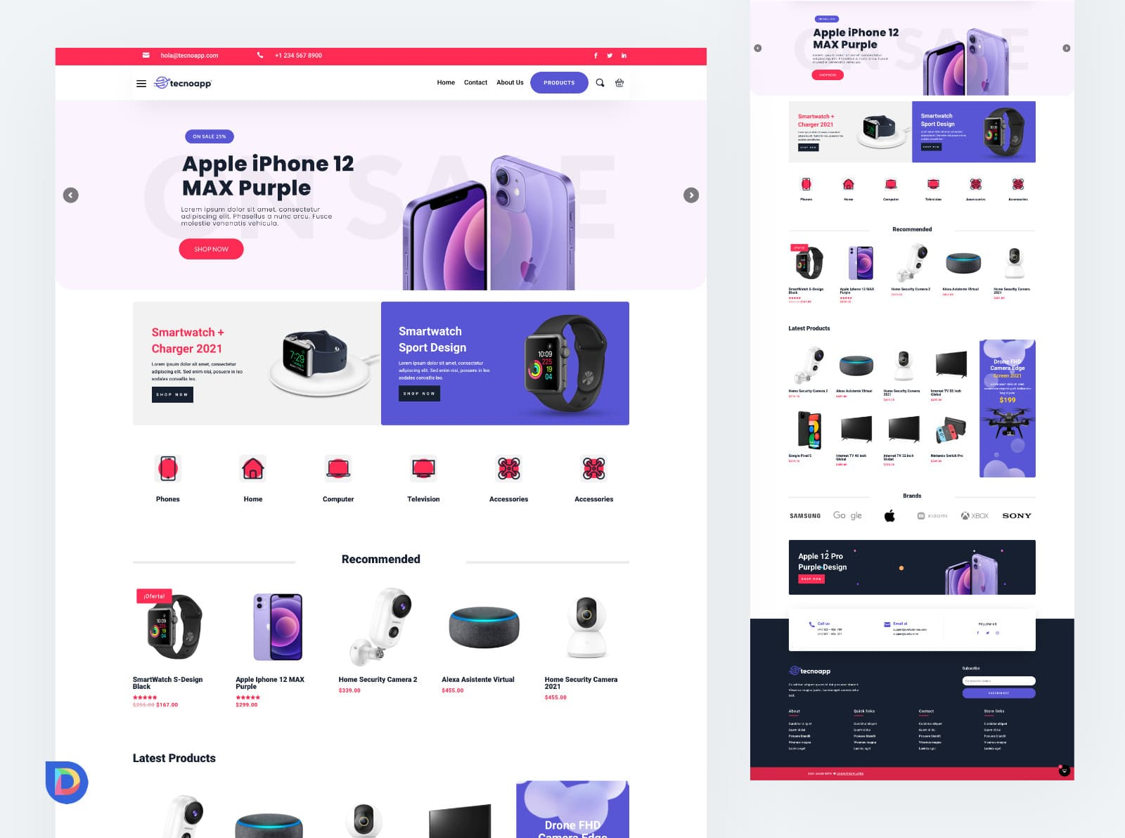 Tecnoapp eCommerce